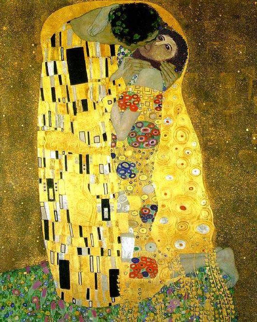 restoration_The_Kiss_Gustav_Klimt