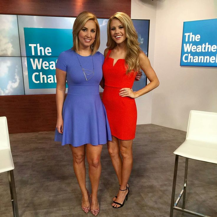 Alexandra Wilson The Weather Channel