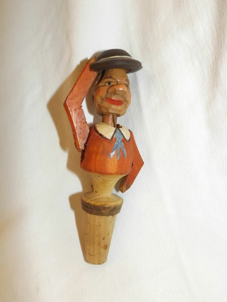 how to make a wooden bottle stopper