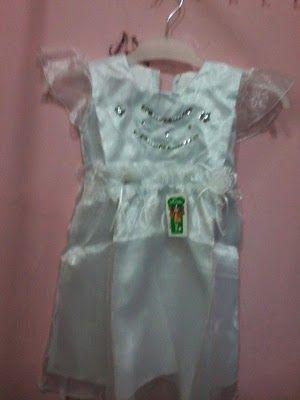 Pakaian Anak: Baju ciderella-2