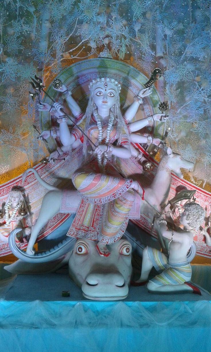 41 Pally Haridevpur Durga Puja 2015