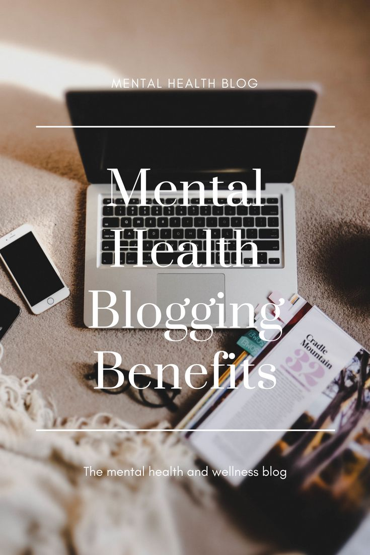 Mental Health Blogging Benefits | Walk With Jess  Start your mental health blog today!