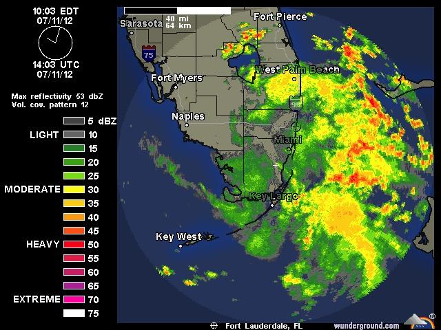 current miami nexrad radar map | weather underground