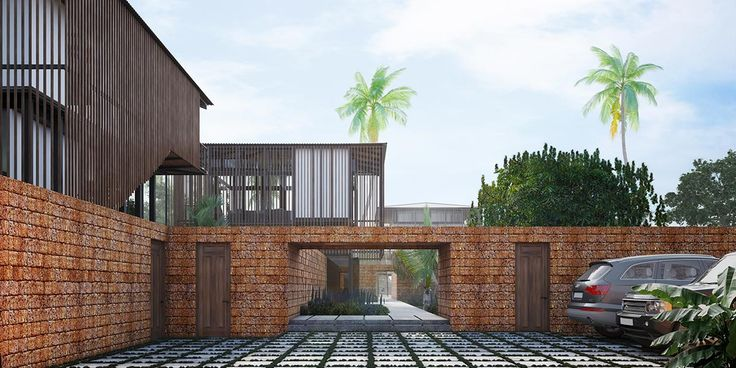 17 best images about waikiki waterscape villas india on for Architecture design for home in goa