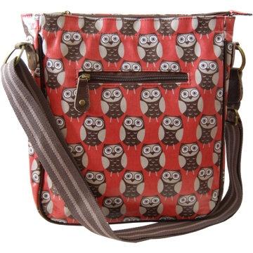Nicky James - Red Owl - Crossbody Bag