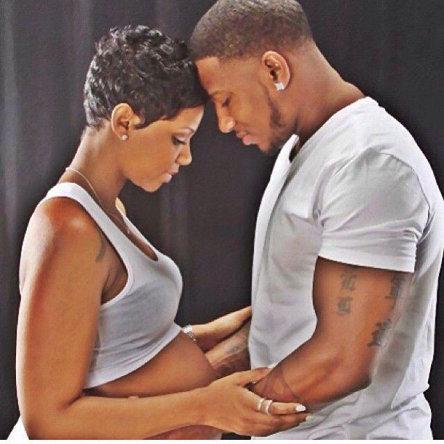 Beautiful pregnancy photo
