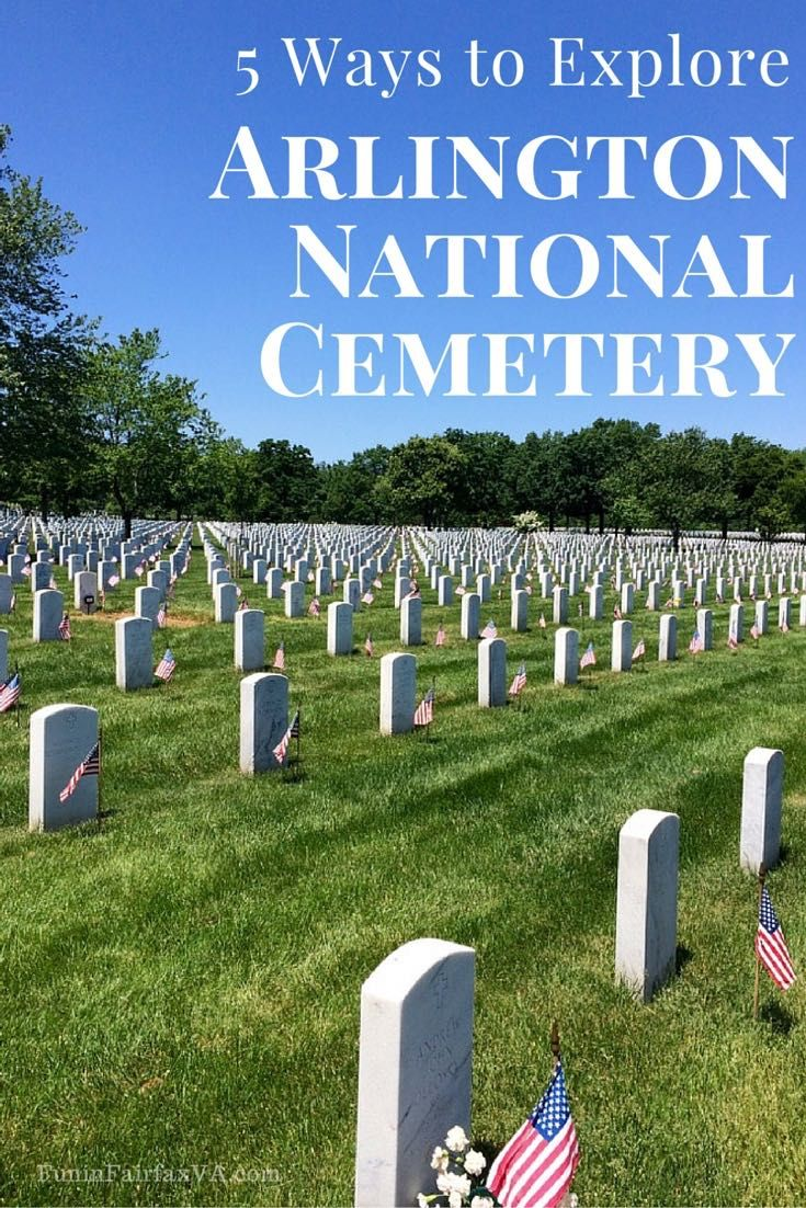 Here are 5 ways to explore Arlington National Cemetery on a deeper level. It is a special place, solemn and heart-breaking, but beautiful and inspiring too. World In Four Days