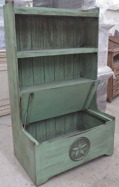 Bookcases, Cabinets, Curios - Wild Wild West - Furnishings, Home Decor,  More