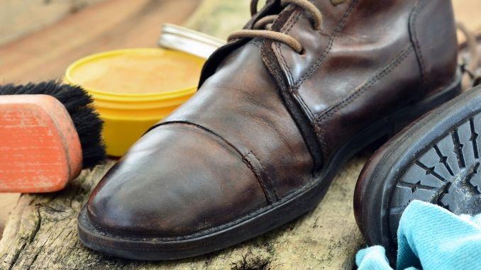 Lederschuhe pflegen – so halten Schuhe länger   Frag Mutti