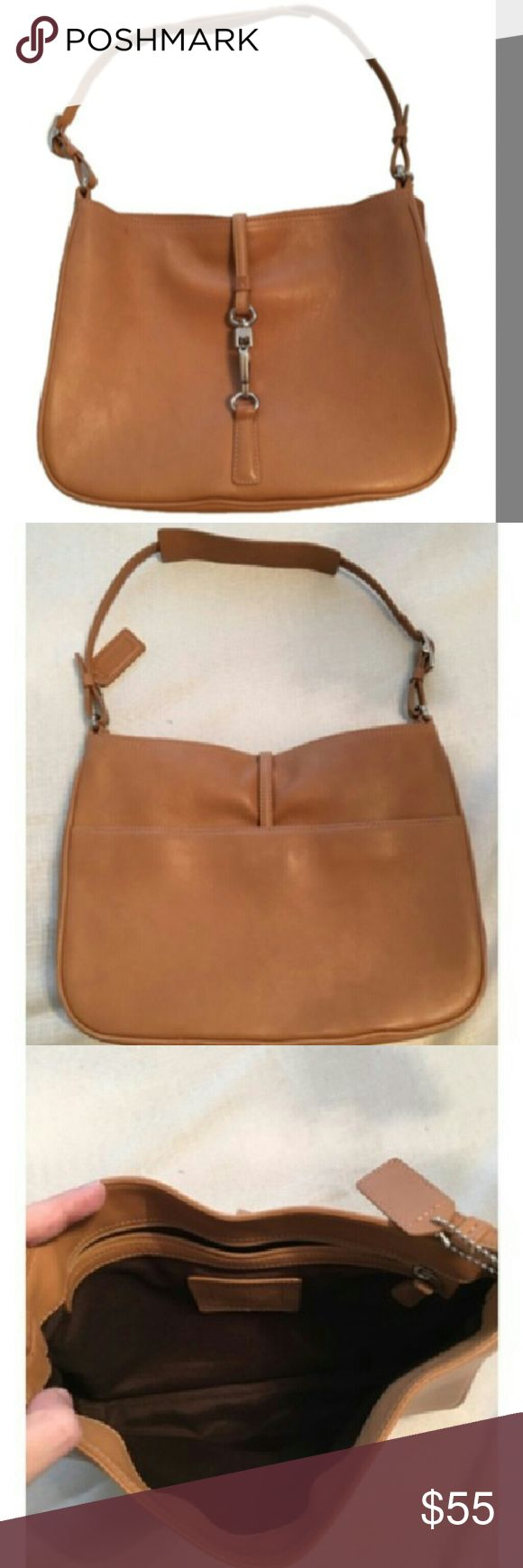 Coach  Hobo Bag Like new, authentic Coach hobo. Simple syle with great interior organization. Great for daily use or a girls night out! Coach Bags Hobos