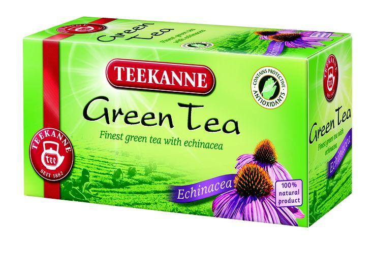 Green Tea Echinacea