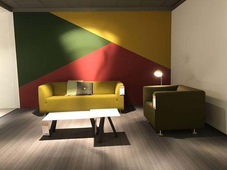 Gelderland bank 4800 design Henk Vos @kokwooncenter in Amersfoort/ Hoogland. #gelderlandmeubelen #dutchdesign #interieurinspiratie