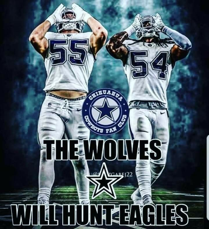 eddf639c DallasCowboys Jaylon Smith Leighton Vander Esch TDCfans.com | Dallas ...