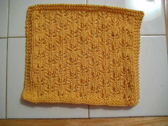 Free Knitting Pattern Butterfly Dishcloth : 595 best images about Knitting dish cloths on Pinterest