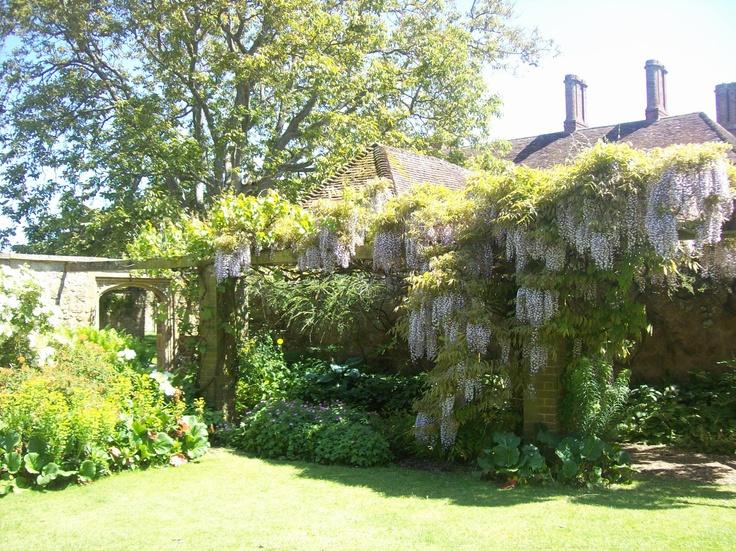 Barrington Court National Trust house in Somerset