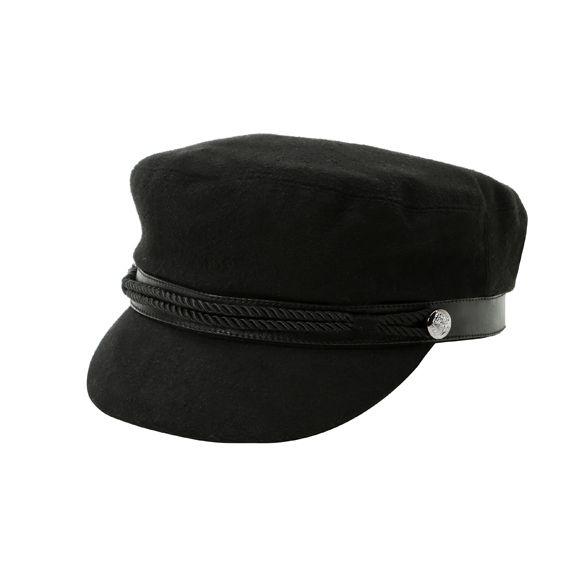 Una nueva prenda en nuestro Closet musts!, la gorra de marinero de Pimkie  A new garment for our Closet musts!, Pimkie's sailor cap