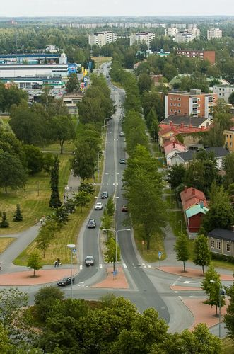 Vähälinnankatu, Pori, Finland