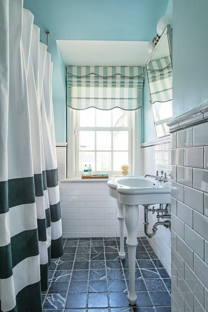 bathroom | Lindsey Coral Harper Interiors