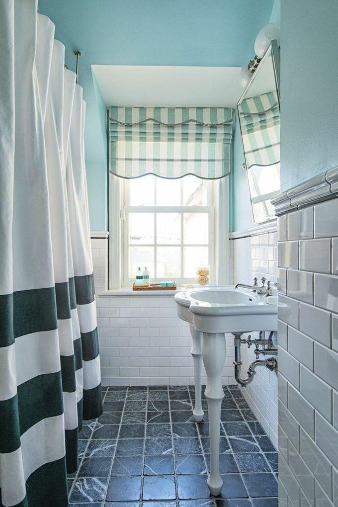 bathroom | Lindsey Coral Harper Interiors