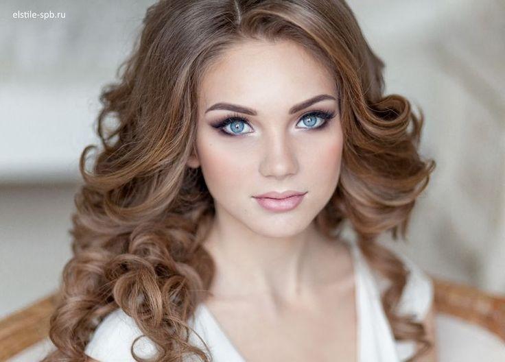 Wedding Makeup For Blue Eyes Brown Hair Saubhaya Makeup