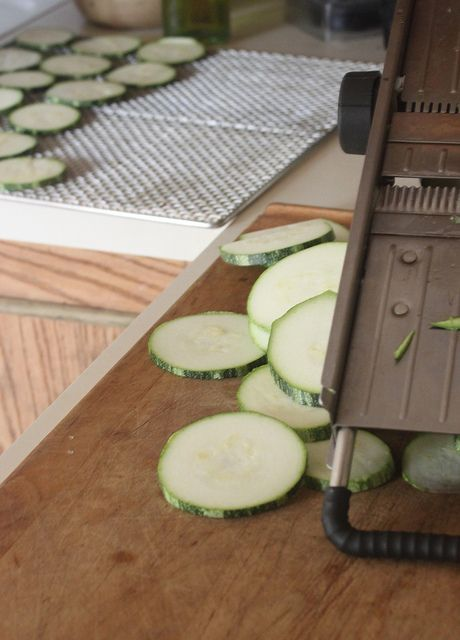 2 Simple Ways to Preserve Zucchini