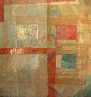 """Saatchi Art Artist Maia S Oprea; Painting, """"EMPTY  IN  HALFS"""" #art"""