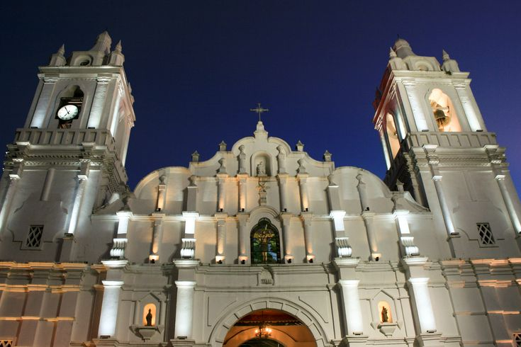 Cathedral in Chitre, Panama