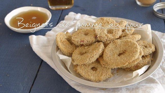 Beignets de pomme au four | Cuisine futée, parents pressés