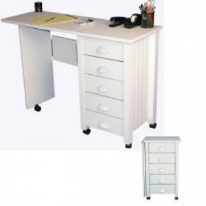 office cart table rolling stand laptop s adjustable itm desk image loading is computer portable mobile