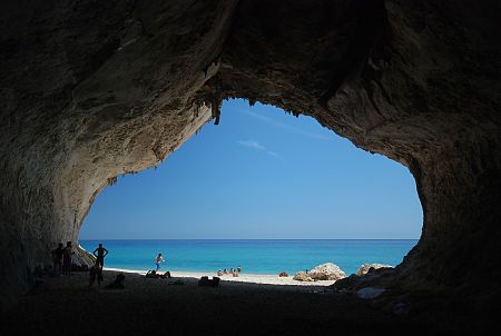East coast beaches of Sardinia