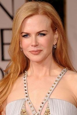 Il biondo ramato di Nicole Kidman