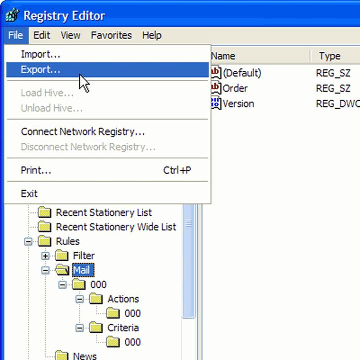 How to Backup or Copy Mail Rules in Windows Live Mail