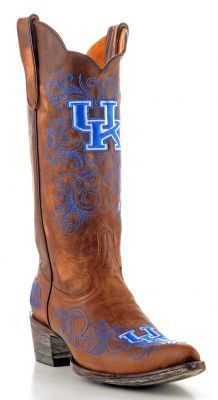 University of Kentucky Game Day Boots- $399. call (281)240-0752 or (281)251-8844 to order.