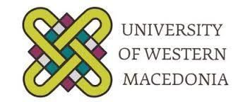 University of Western Macedonia Logo, Greece