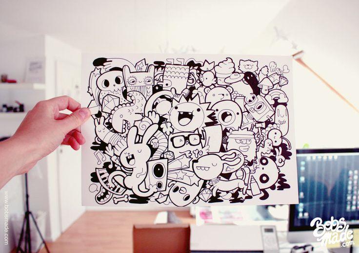 Wild Doodle by =Bobsmade on deviantART