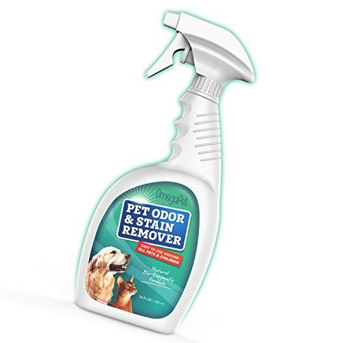 Pet Odor Eliminator and Enzyme Cleaner - Dog Urine Neutralizer Easily Removes Pet Stains and Odors - Works on Cat Urine - Great with Puppy Training Pads and Wipes - Linen Fresh Scent - http://www.thepuppy.org/pet-odor-eliminator-and-enzyme-cleaner-dog-urine-neutralizer-easily-removes-pet-stains-and-odors-works-on-cat-urine-great-with-puppy-training-pads-and-wipes-linen-fresh-scent/