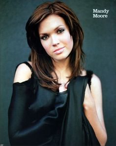 mandy moore hair - Google Search
