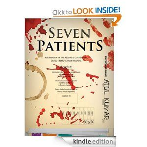 I could not put this book down.  This book is not for the weak at heart.  The last patient...OMG!