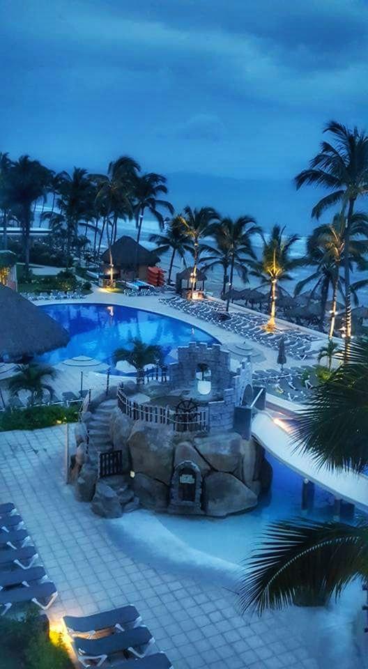 Marival Resort & Suites Nuevo Vallarta, Mexico