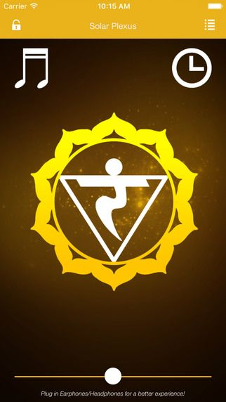 Solar Plexus Cleansing 182Hz - Soothing Music for 7 Chakras Clearing #app iOS
