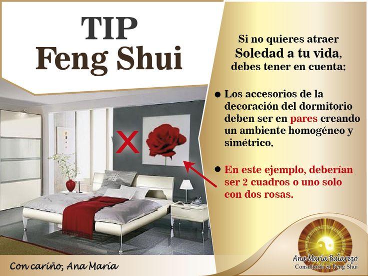 Tipfengshui recuerda que tu decoraci n debe tener pares for Como decorar una habitacion segun el feng shui