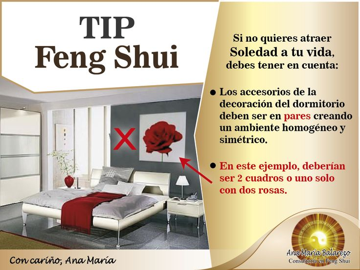 Tipfengshui recuerda que tu decoraci n debe tener pares for Decoracion de recamaras para parejas segun feng shui