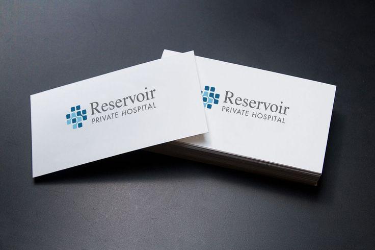 Reservoir Private Hospital - brand development