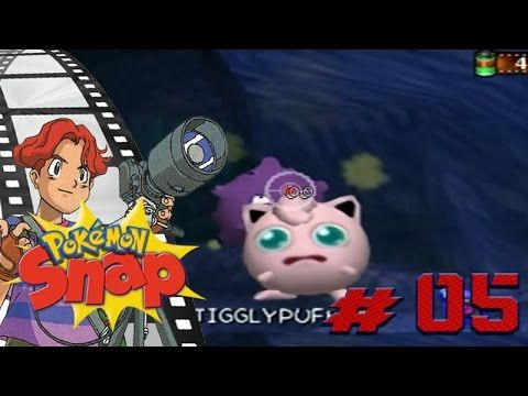 Pokemon Snap Walkthrough (HD) Part 5: The Cave!