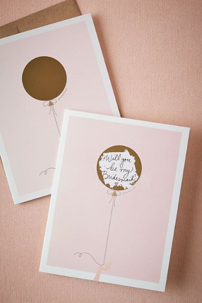 """Planning to ask """"Will You Be My Bridesmaid?"""" Here are 17 sweet and side splitting, super creative ways to pop the question to your bridesmaids and Maid of Honor."""