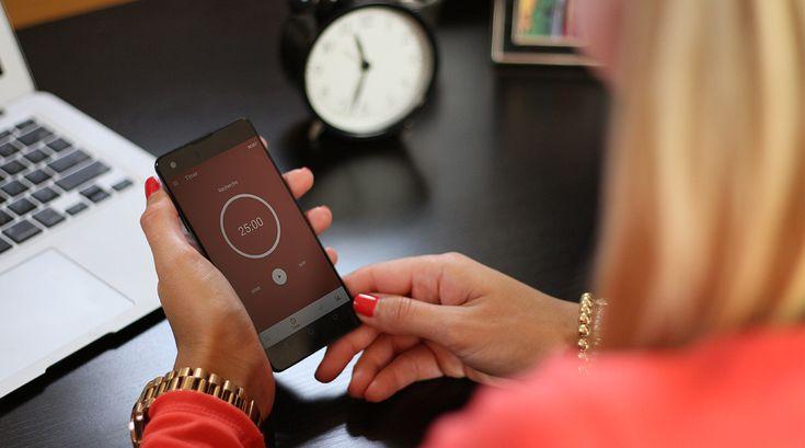 Top 7: applis Pomodoro pour être plus productif tout en prenant plus de pauses!
