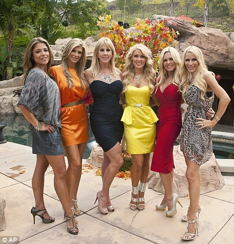 housewives of Orange County :)