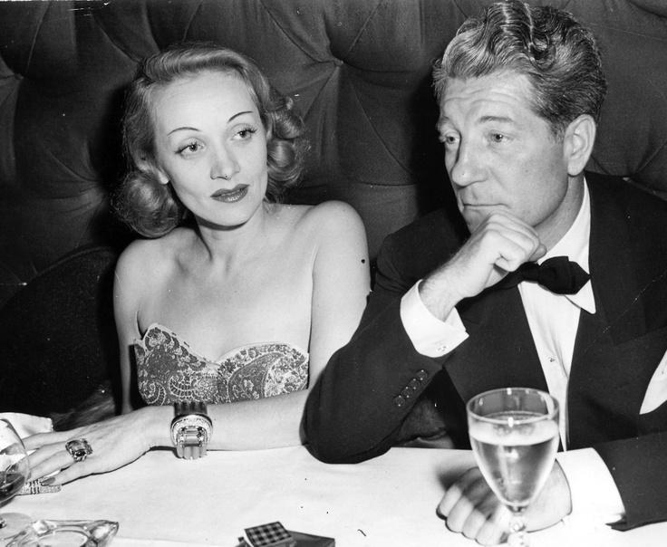 Marlene Dietrich and Jean Gabin, 1942