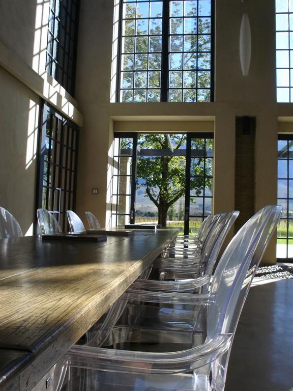 Saronsberg Cellar - simple elegance