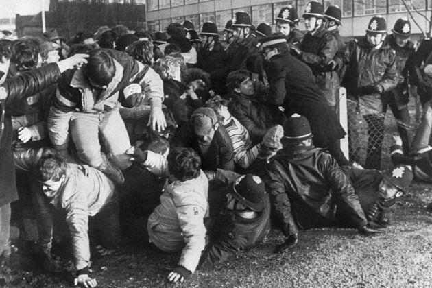 1984 Miners Strike